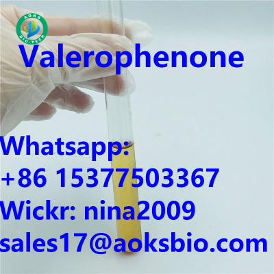 Good Price Top Quality Valerophenone CAS 1009-14-9 with fast delivery