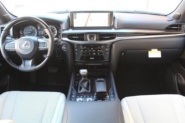 2020 Lexus Lx 570 Excellent