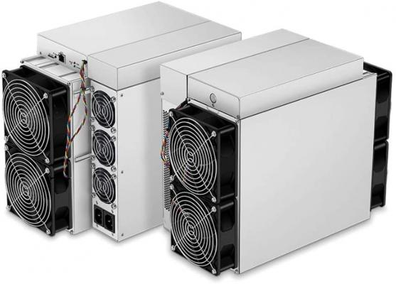 Antminer S19 pro 110th/s Bitcoin Miner New Include PSU and Power Cords in Stock