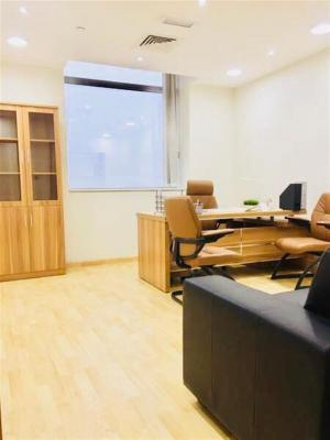 AED 25000 to AED 55000 Serviced Offices in Al-Musalla Towers, No Commission, Few steps to Al Fahidi