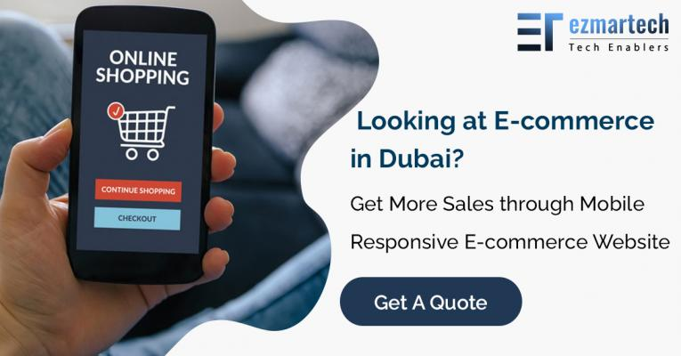 Ezmartech - Ecommerce Website Development Agency in Dubai at an Affordable Price