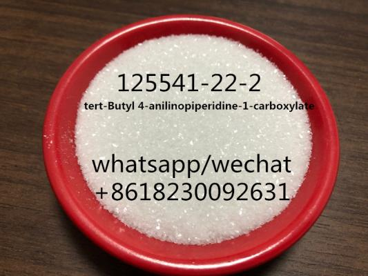 China Manufacturer Supply 125541-22-2 1-N-Boc-4- (Phenylamino) Piperidine with Safe Delivery