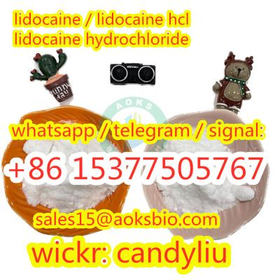 cas 73-78-9 lidocaine hydrochloride local anesthetic lidocaine hcl powder guarantee delivery