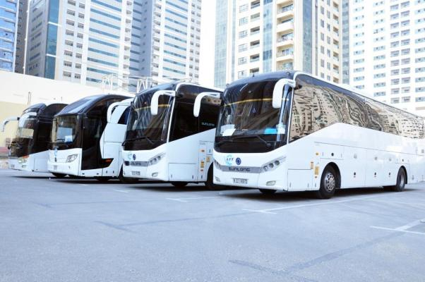 BUS RENTAL IN DUBAI