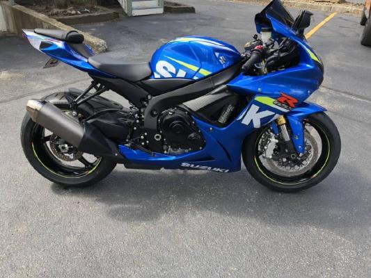 2015 Suzuki gsxr