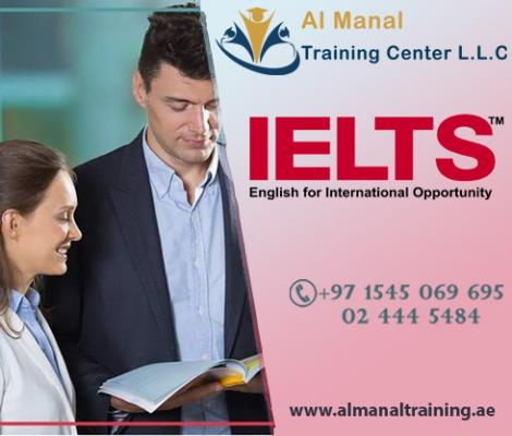 IELTS Course in Abu Dhabi