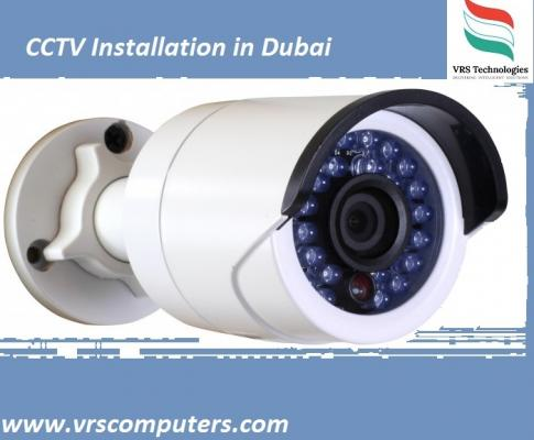 CCTV Installation services in Dubai From VRS Technologies