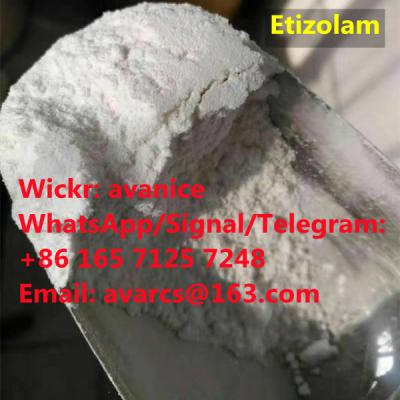 Supply pure etizolam eti powder high purity original discreet packing fast delivery