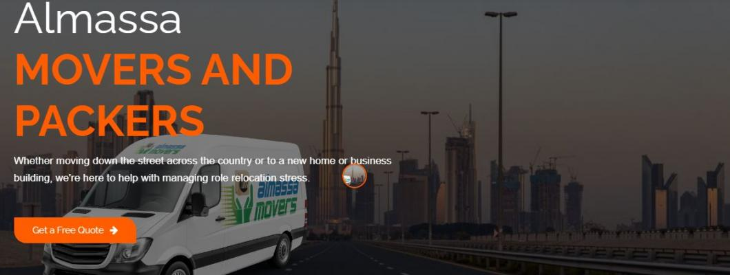 Almassa Movers and Packers in UAE