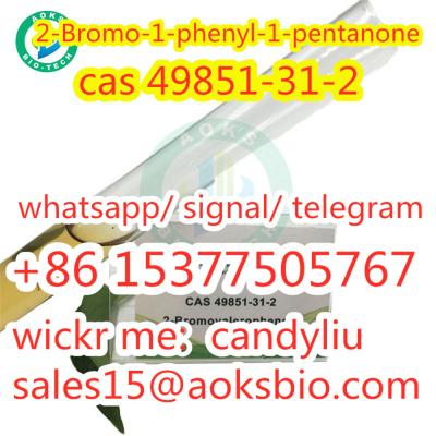 2-Bromovalerophenone factory price cas 49851-31-2 safety delivery to Kazakhstan