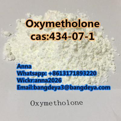 Oxymetholone cas:434-07-1