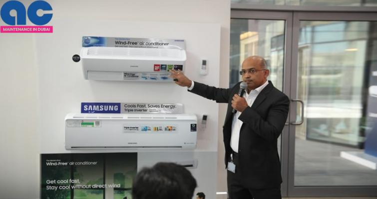Ac Service Dubai and Ac Maintenance Palm: Samsung launches eco-friendly AC in UAE and Ac Maintenance Arabian Ranches