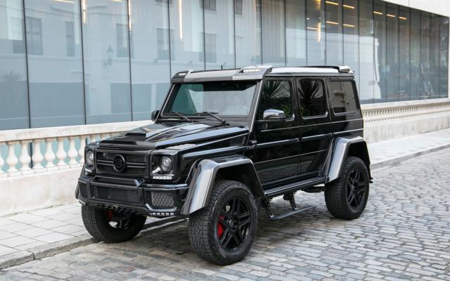 Alif Car Rental - Mercedes Benz G63 Rental in Dubai