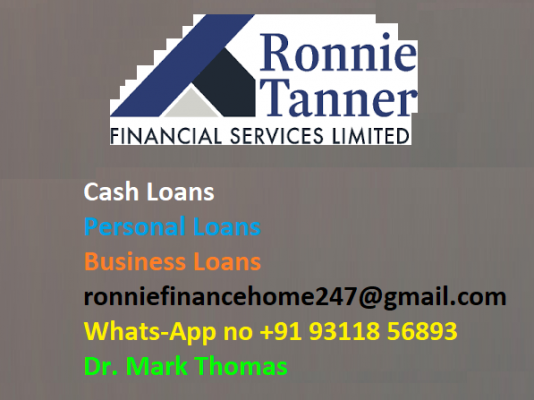 DO YOU NEED AN URGENT LOAN TO FULFILL YOUR DREAMS APPLY NOW.