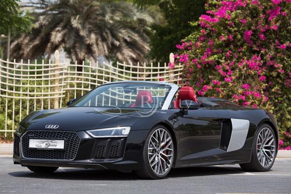 Renty luxury car rental in Dubai