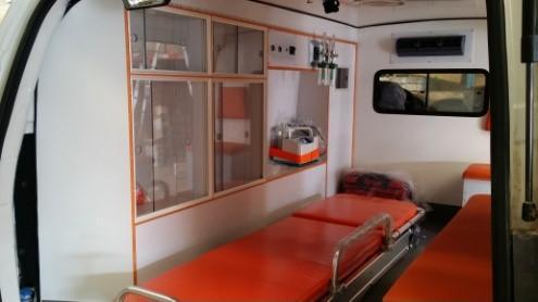 Hyundai H1 Ambulance