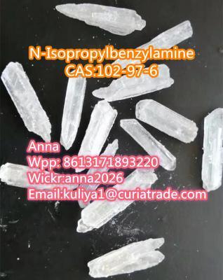 N-Isopropylbenzylamine CAS:102-97-6