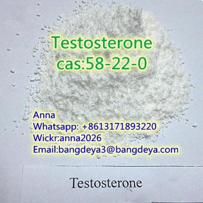 Testosterone cas:58-22-0