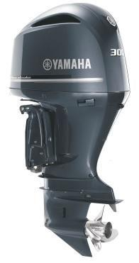 Yamaha Lf300xca, 300 Hp, 25' Shaft, Digital, Electric, Pt&t, Offshore 4.2l