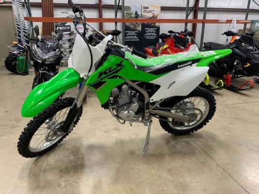 2022 Kawasaki KLX 300R
