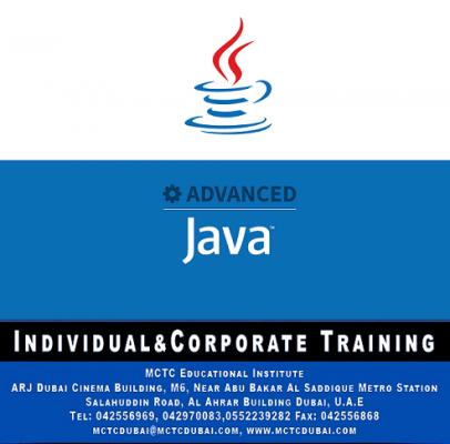 Best institute for advanced Java J2EE course in Dubai