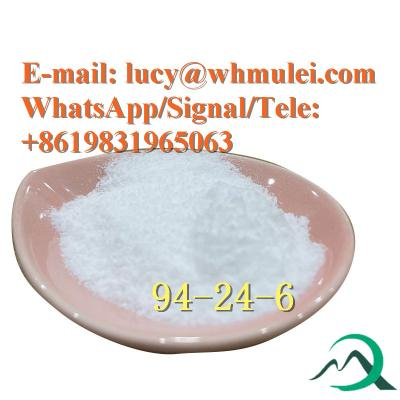 Tetracaine 94-24-6 Local Anesthetic Chemical Raw Powder for Pain Killer