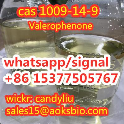 China valerophenone cas 1009-14-9 with safe delivery to Kazakhstan