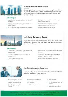 ExpressPRO offers quick and affordable company setup solutions in the UAE
