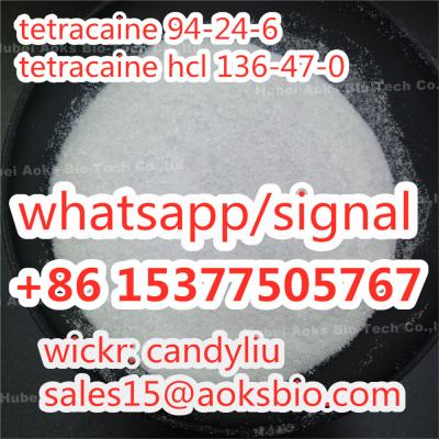 buy tetracaine, tetracaine powder, low price tetracaine base, sales15@aoksbio.com