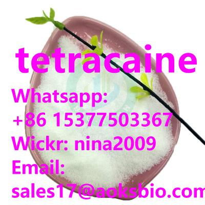 Cheap Price High Purity 99% Tetracaine hydrochloride with fast delivery