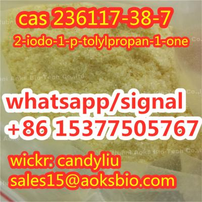 supply  2-iodo-1-p-tolyl-propan-1-one cas 236117-38-7, China 236117-38-7