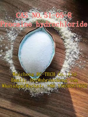 Competitive Price Local Anesthesia Chemicals Procaine Hydrochloride CAS 51-05-8