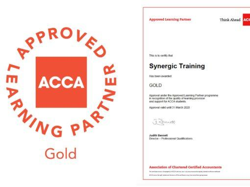 Synergic Training (ACCA, CMA, CIA) Approved Learning Provider | Face 2 Face & Live Online Classes