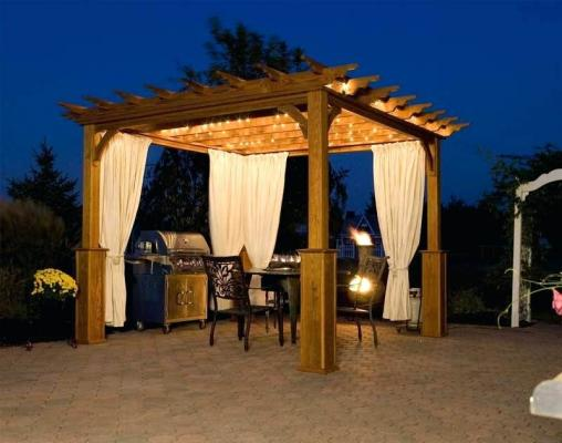 Pergolas Design & Pergola Construction in Dubai