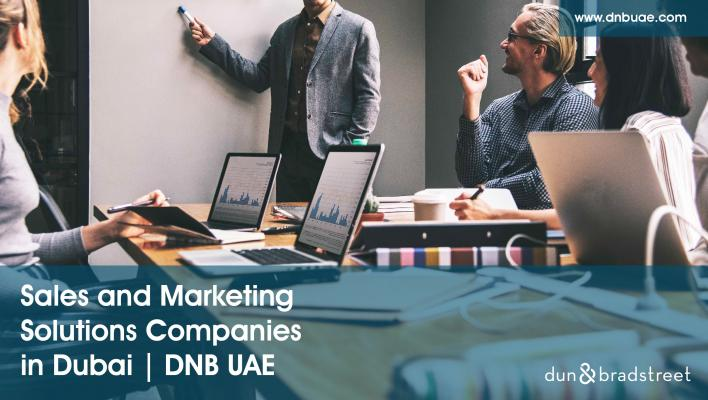 Sales and Marketing Solutions Companies in Dubai | DNB UAE