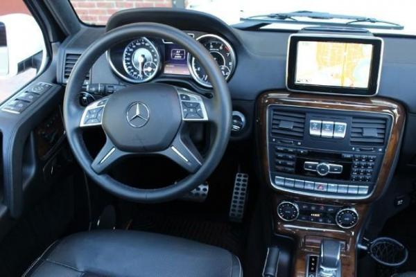 Selling my Neatly Used Mercedes Benz G63 AMG 2014