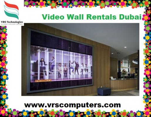 Rent LED Video Walls for Events in Dubai UAE