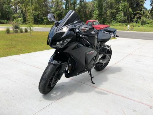 2012 HONDA CBR 1000RR