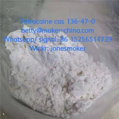 Tetracaine hcl cas 136-47-0 with safe delivery