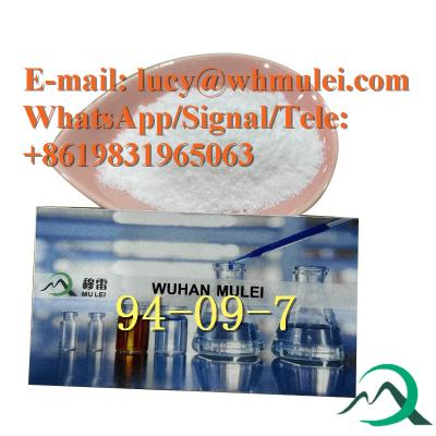 Guarantee Safety Clearance Benzocaine CAS 94-09-7 China Supplier