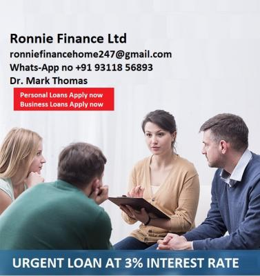 WE CAN HELP YOU WITH A GENUINE LOAN APPLY NOW