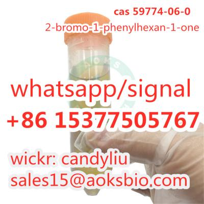cas 59774-06-0 2-bromo-1-phenylhexan-1-one cas 59774 06 0 China reliable supplier