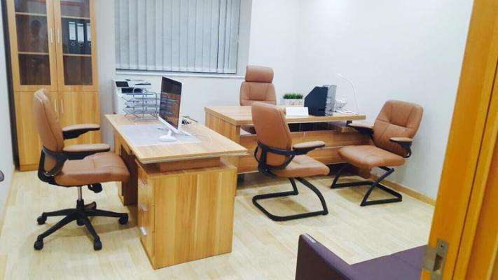 Most beautiful and well serviced Business Center on Musalla Towers,No Commission,near Metro Station