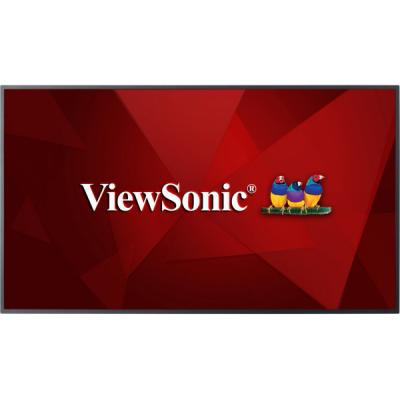 """ViewSonic CDE5010 50"""" LED Commercial Display 