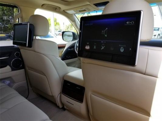 Clean 2017 Lexus lx 570