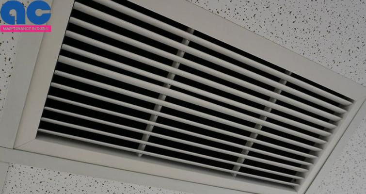 Ac Service Dubai: How clean is the air in your office? Ac Maintenance Springs and Ac Repair Springs Dubai