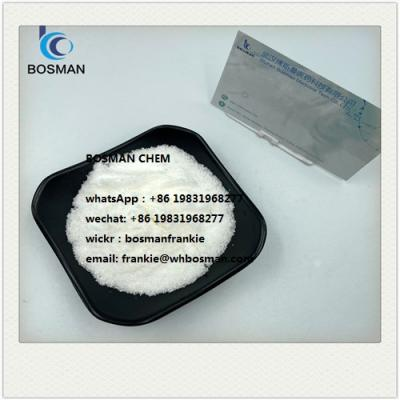 manufacture sell 2--Bromo-3-methylpropiophenone CAS No.:1451-83-8 email: frankie@whbosman.com