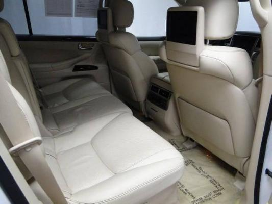 2015 Lexus LX 570 Full Option