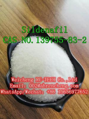 Body Building Sildenaf Powder CAS 139755 83 2 100% Customs Clearance
