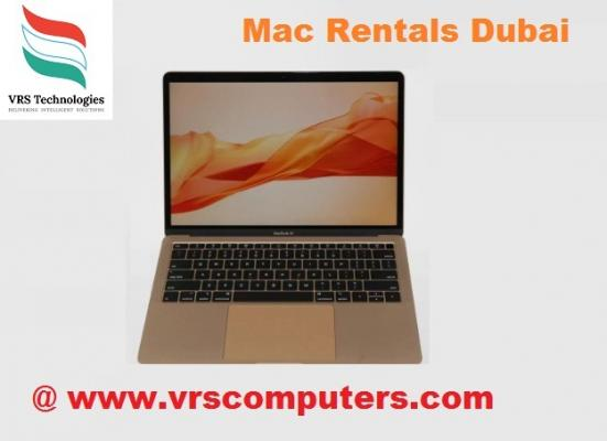 MacBook Pro Rentals for Events in Dubai UAE